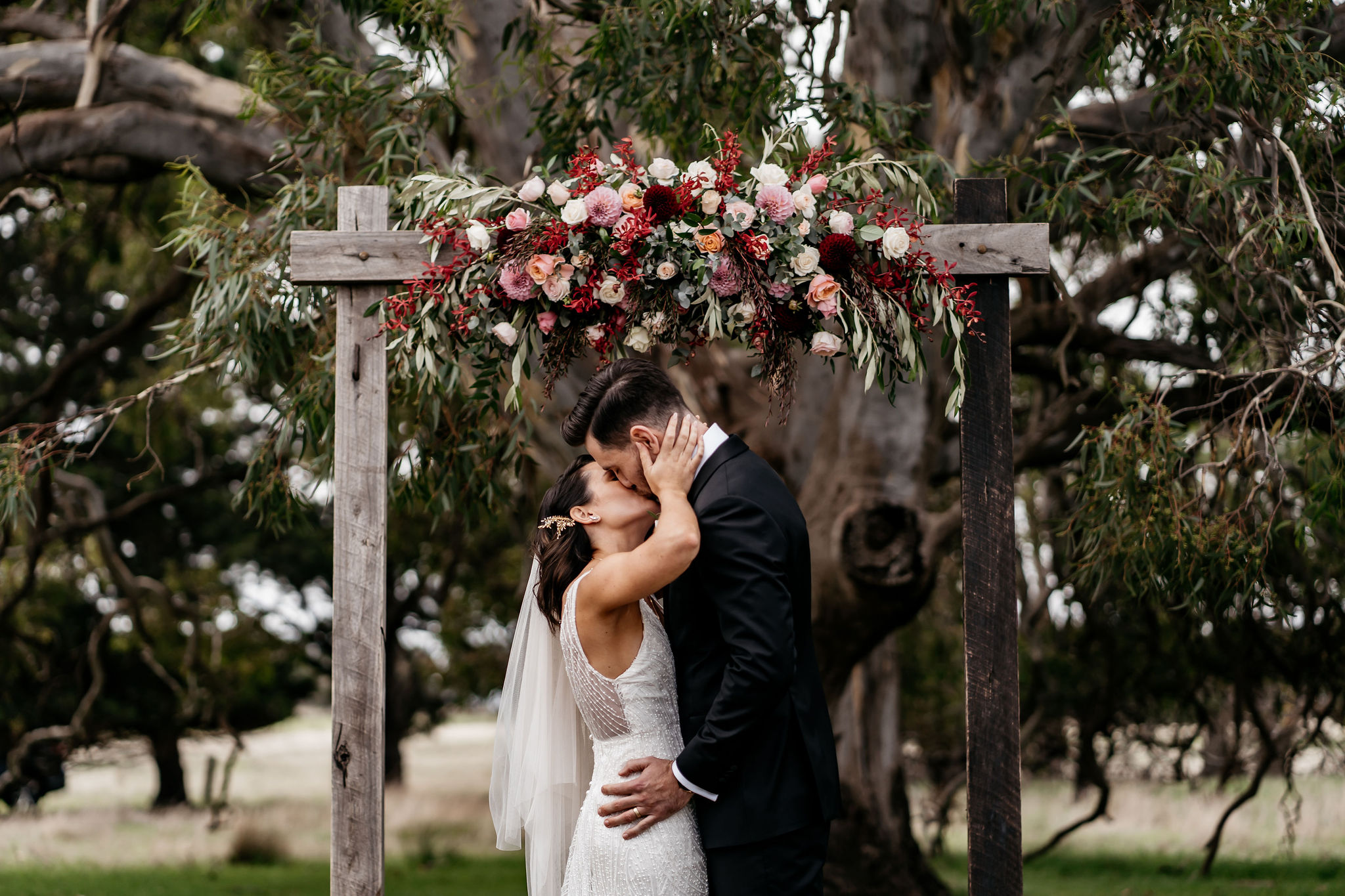 Geelong outdoor wedding venue