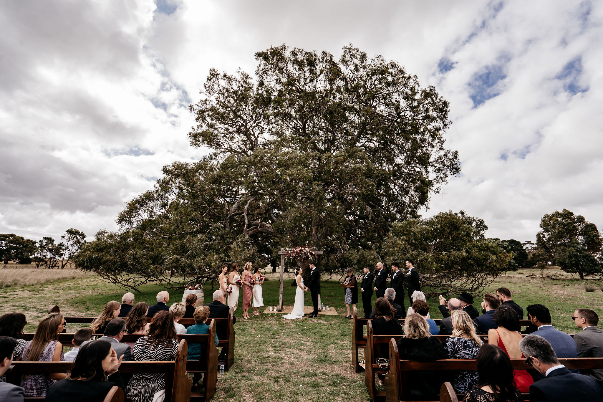 relaxed wedding venue Geelong