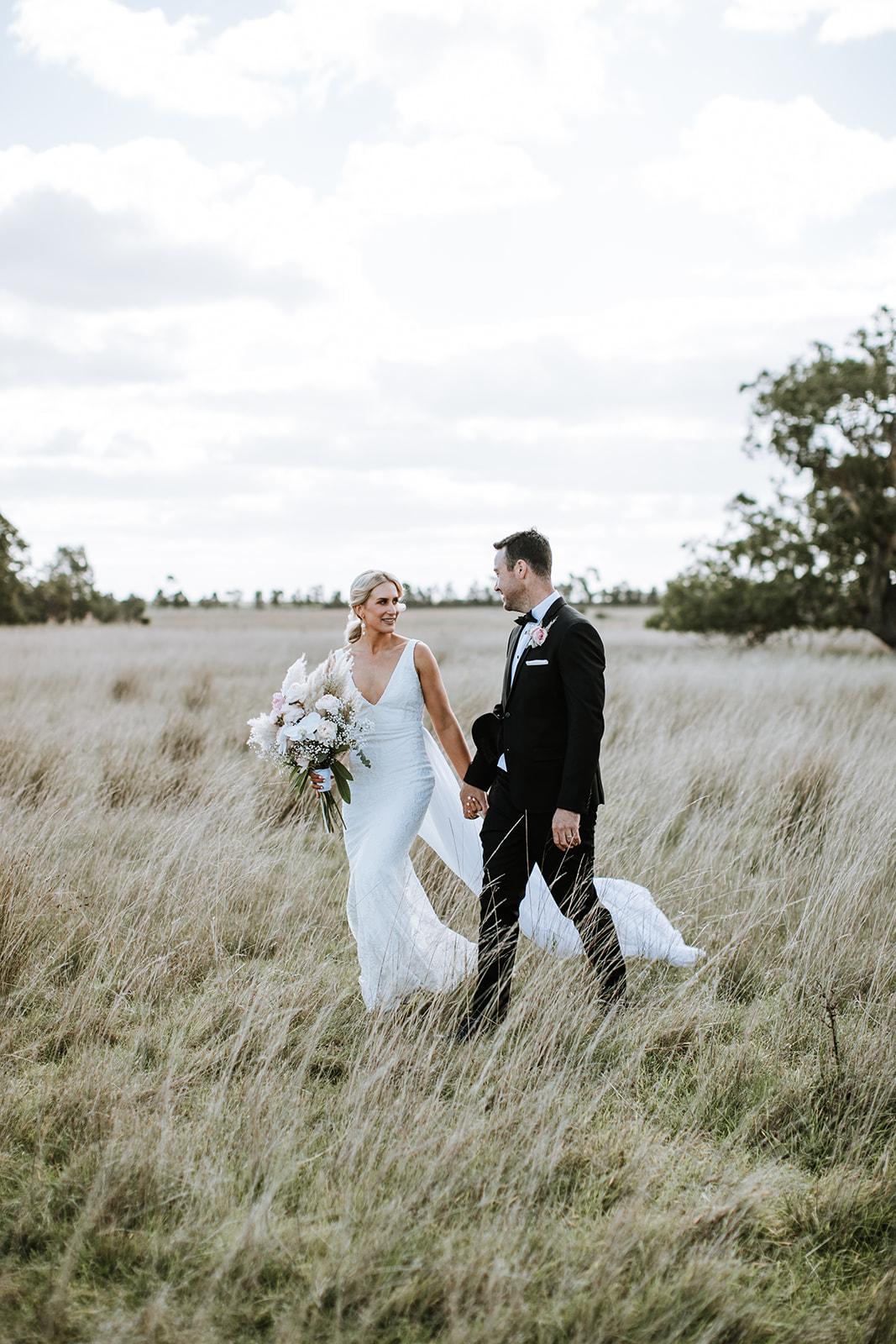 Natural outdoor wedding venue