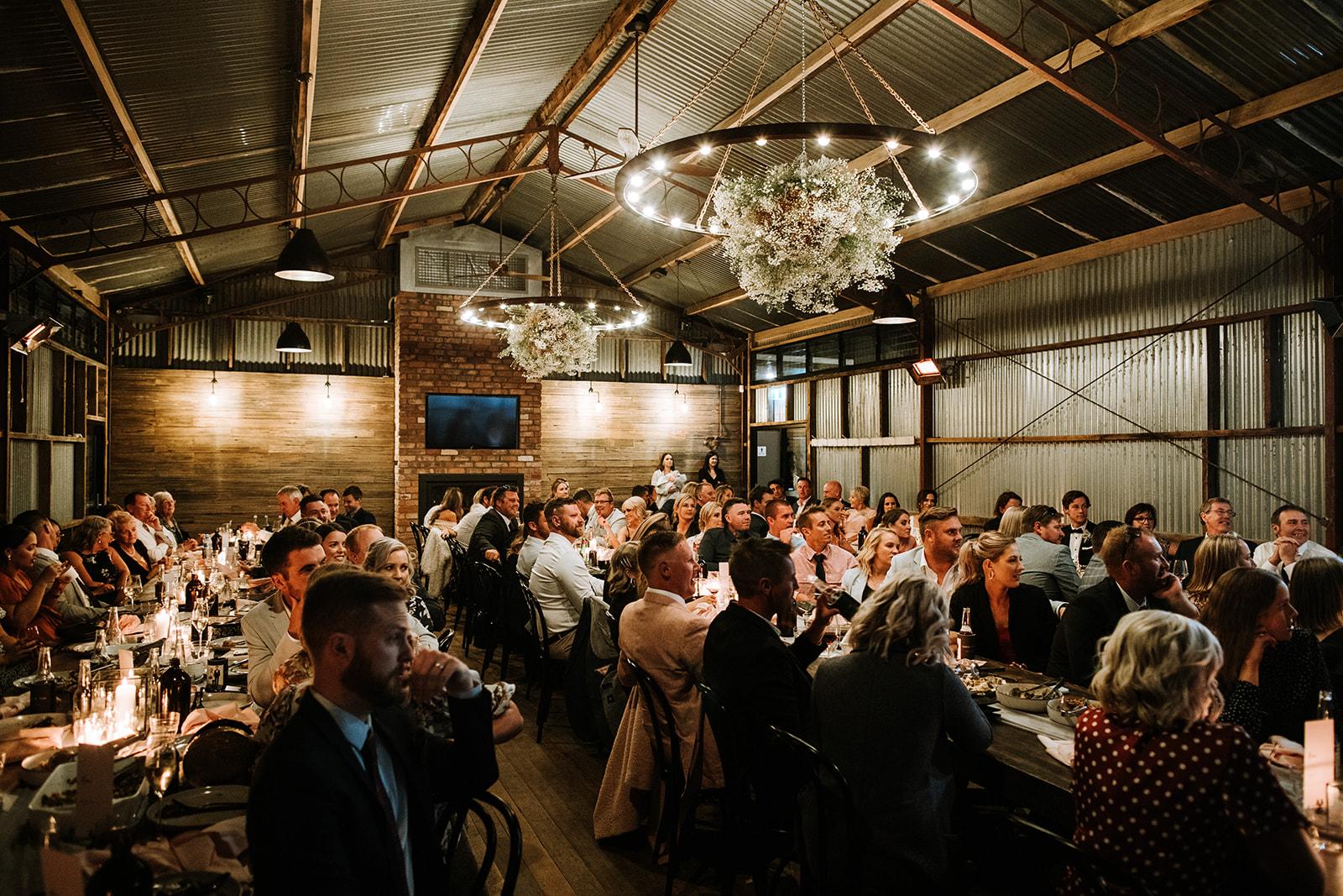 Barn wedding venue Geelong